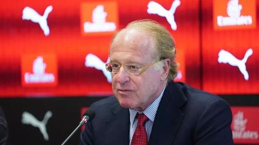 米兰主席:咱们都爱米兰,但咱们需要建一座新球场