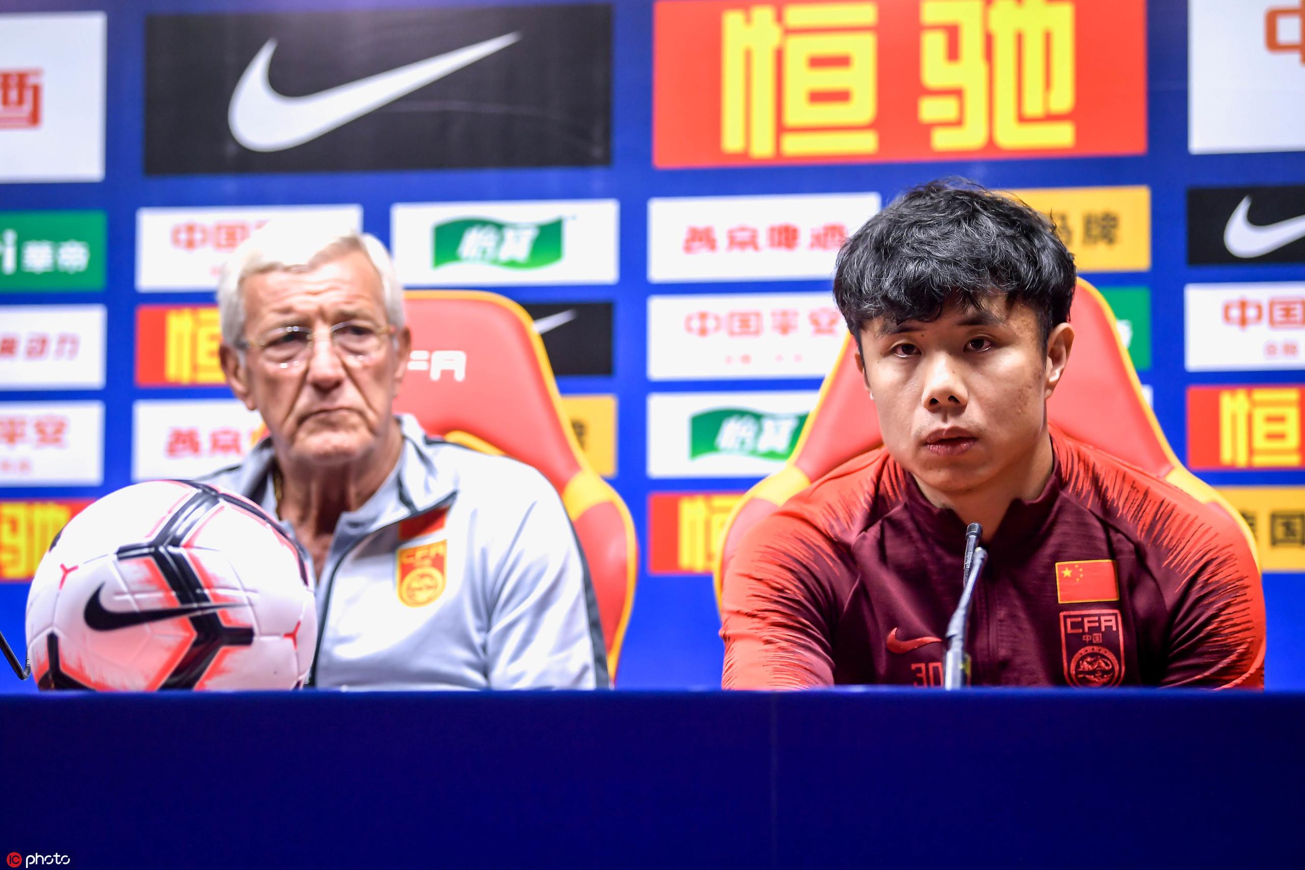 里皮:武磊可首发出战关岛,李磊伤情不乐观赛后或归队