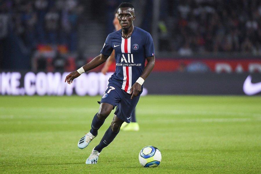 马图伊迪谈盖伊:很喜悦巴黎能引进他,他让球队更添均衡