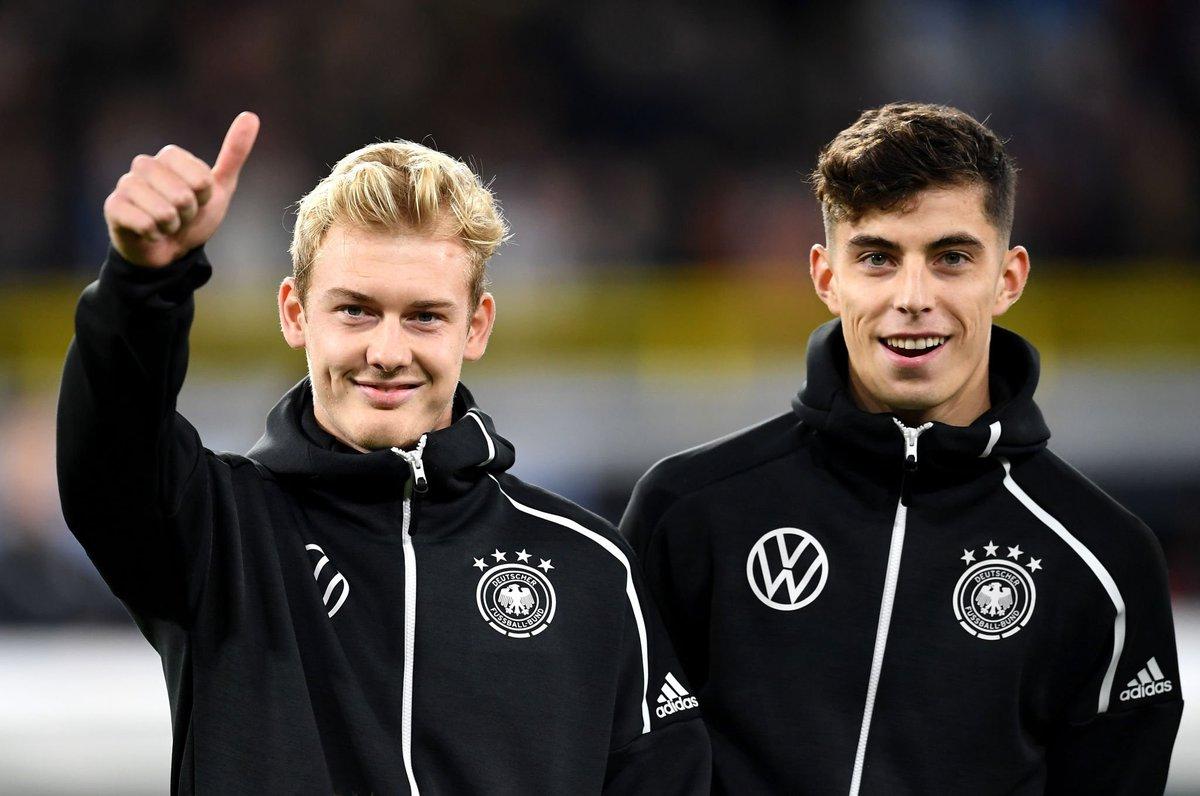 布兰特:德国当然想赢,但说到底我们还是一支新的球队