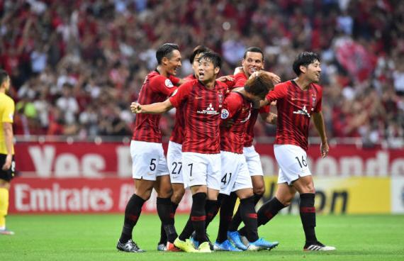 记者:眼里没有恒大,浦和红钻提前考察亚冠决赛场地