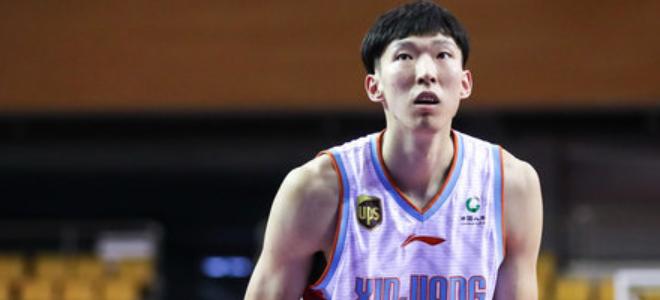 周琦21分16篮板,新疆2分惜败广东