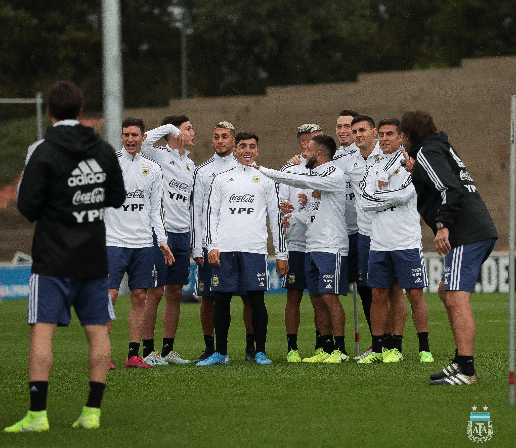 对阵厄瓜多尔阿根廷继续轮换,迪巴拉将休息