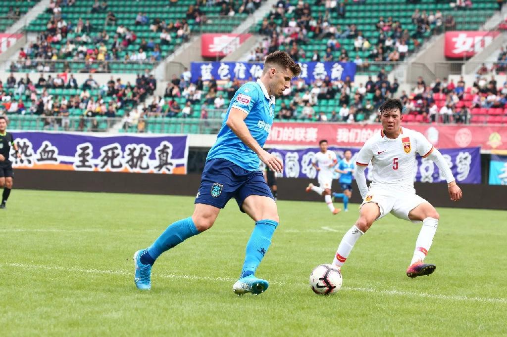 热身:外援席尔瓦破门,南通支云1-0小胜U18国足