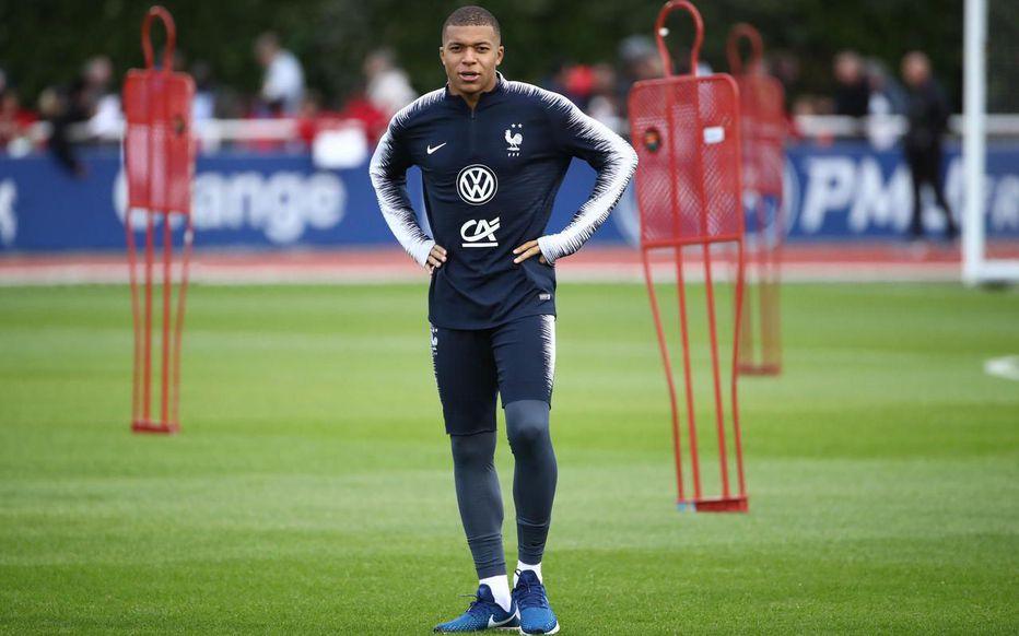 法足协主席:姆巴佩未来能做法国队队长,但这需要时间