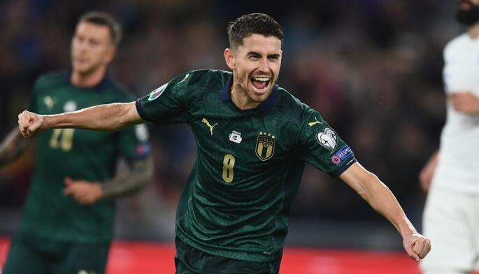 若日尼奥贝尔纳代斯基建功,意大利2-0希腊提前晋级