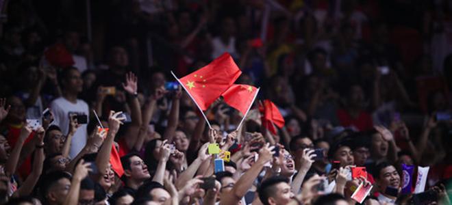 FIBA更新男篮排名:中国队世界第27,亚太区第4