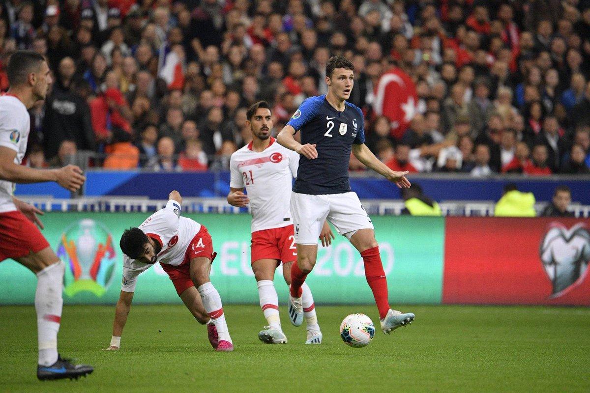 帕瓦尔:法国上半场机会不少,原本可以2-0领先