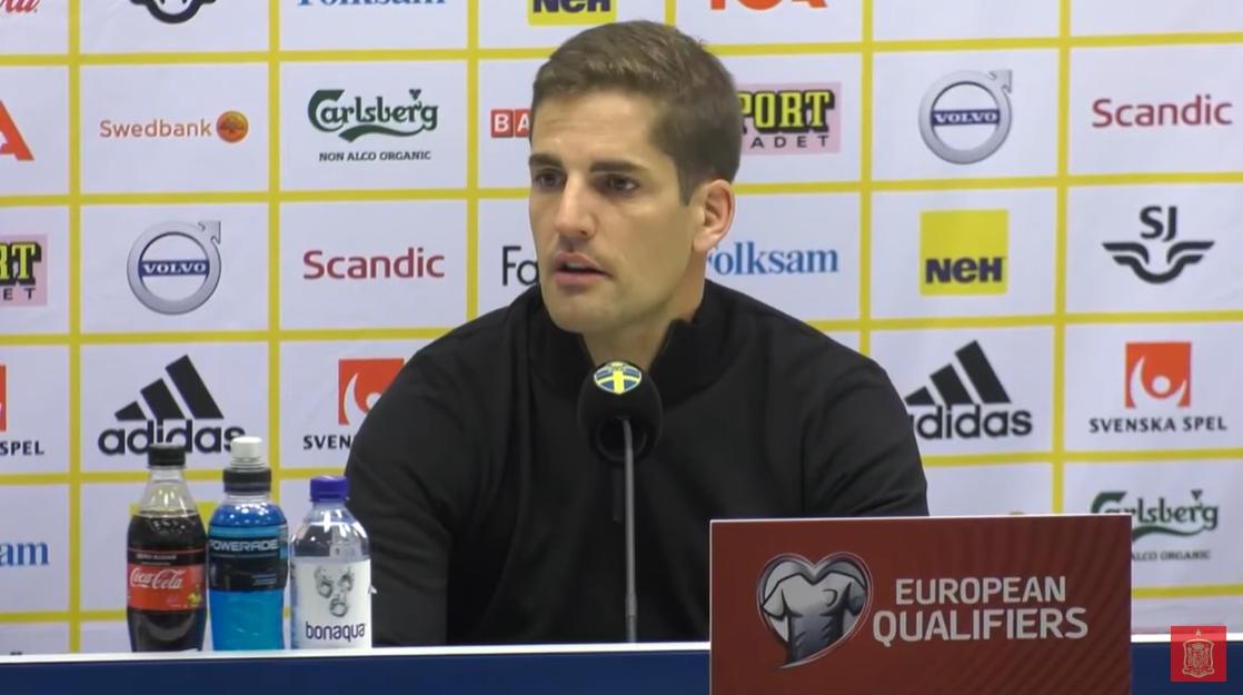莫雷诺:有人不希望看到西班牙赢球,这真的很遗憾