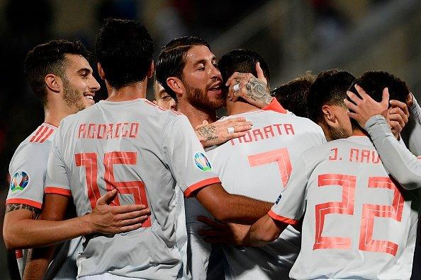 连续7届欧洲杯正赛!西班牙创最佳预选赛晋级纪录