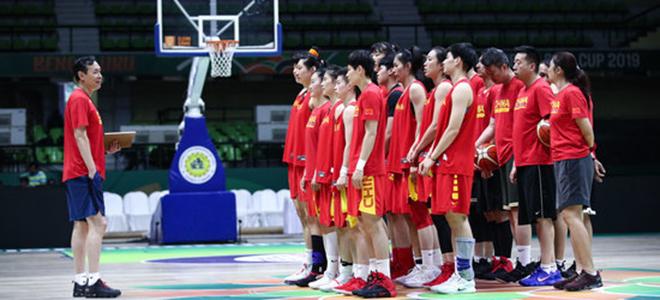 奥运女篮预选赛亚太区A组赛程公布,中国首战韩国