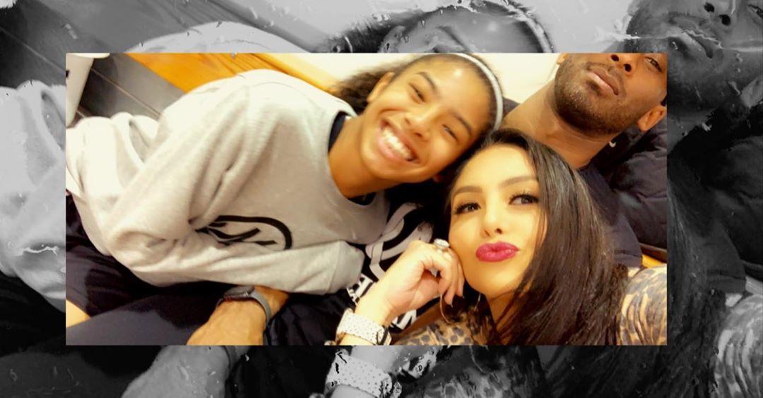 幸福溫馨!Kobe妻子Vanessa曬合影表白女兒-Haters-黑特籃球NBA新聞影音圖片分享社區
