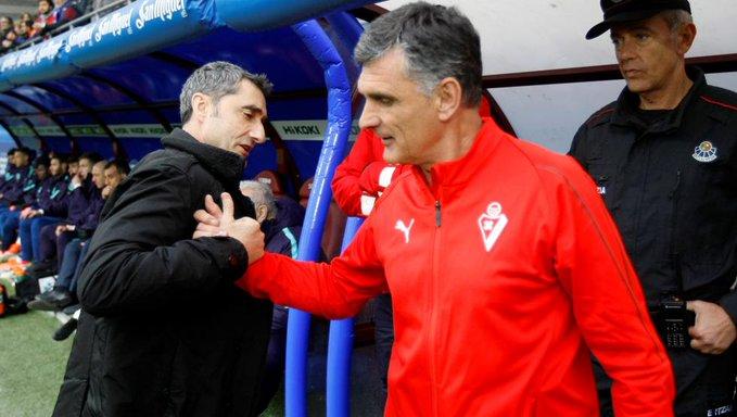门儿清!巴尔韦德与埃瓦尔主帅执教西甲总场次数超800场