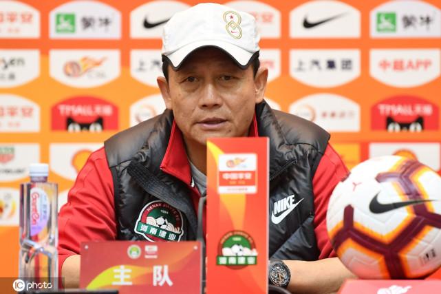 王宝山:建业如果把自己定位为保级队,每年都会活得很难