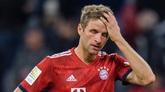 踢球者预测拜仁欧冠首发:穆勒和哈马依然无缘