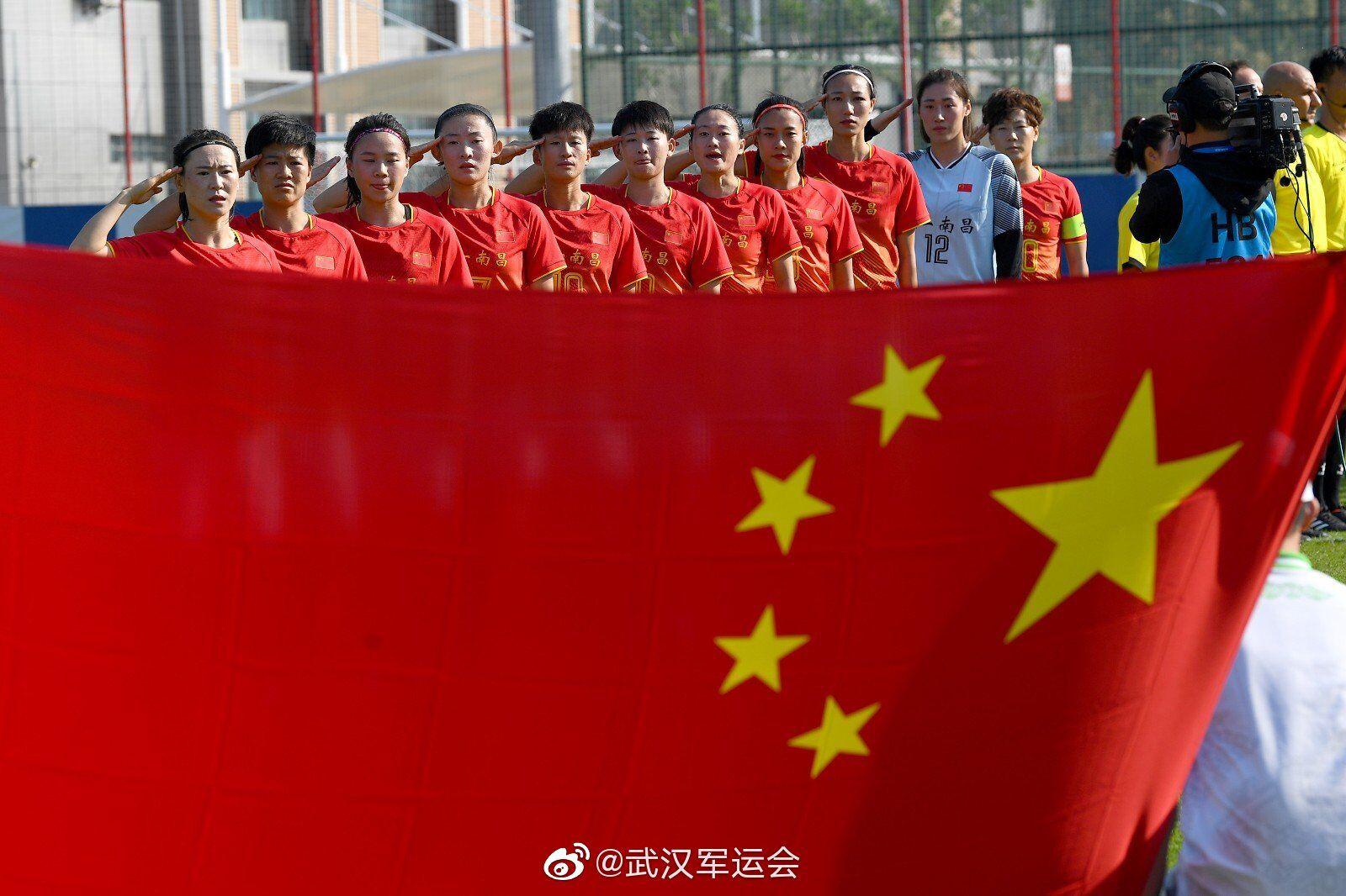 军运会中国女足主帅:朝鲜气力较强,将是最大竞争对手