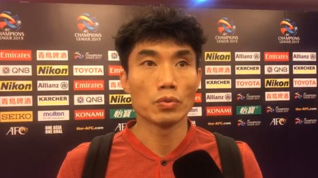 郑智:很遗憾没进决赛,无论什么球队成绩都会有起伏