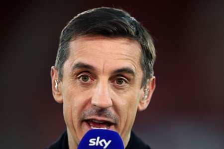 内维尔:迎战热刺,若丢分利物浦会再次受到质疑