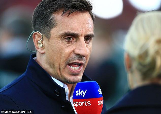 内维尔:利物浦让我想起当年的曼联,他们可以赢得冠军