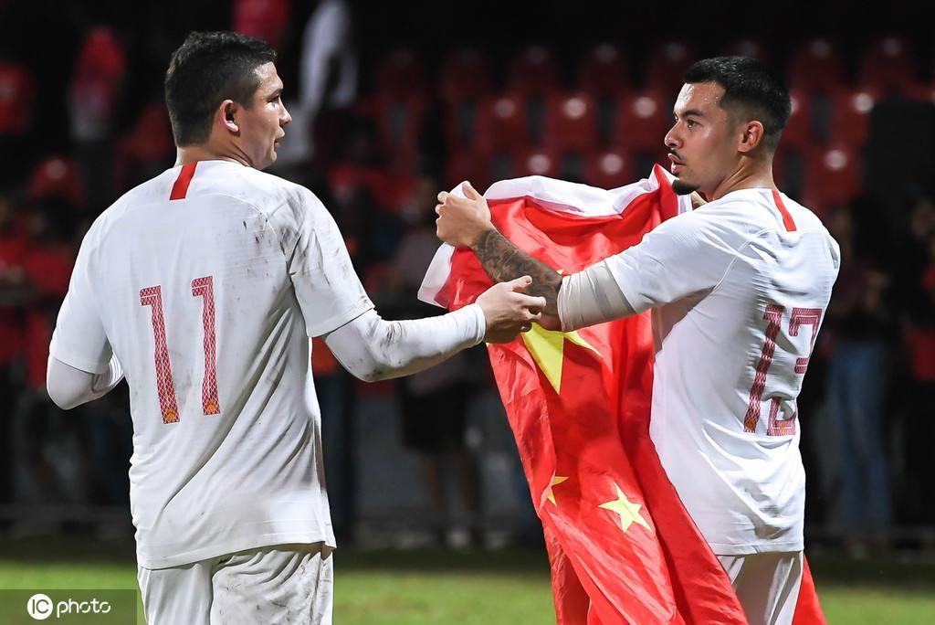 韩媒评中国归化战略:不能不息!答从根本上转折足球文化