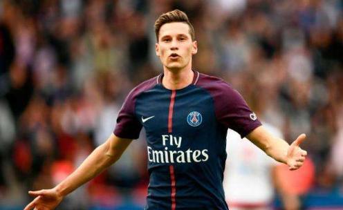 体育滚球投注:巴黎人报:德拉克斯勒愿望与大巴黎续约,后者想出卖球员
