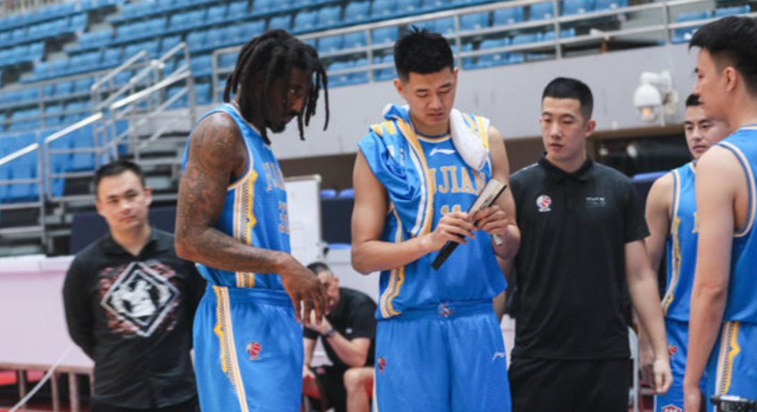官宣:福建男篮正式签约前NBA球员斯塔德迈尔