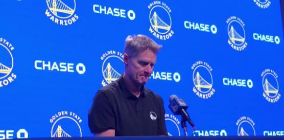 Kerr:迫切需要Cauley-Stein和Looney,Cauley-Stein復出很棒