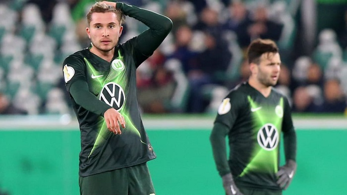 踢球者:巴塞尔有意沃尔夫斯堡中场