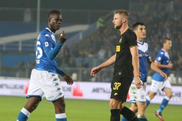官方:国米因球迷侮辱巴洛特利被罚5000欧