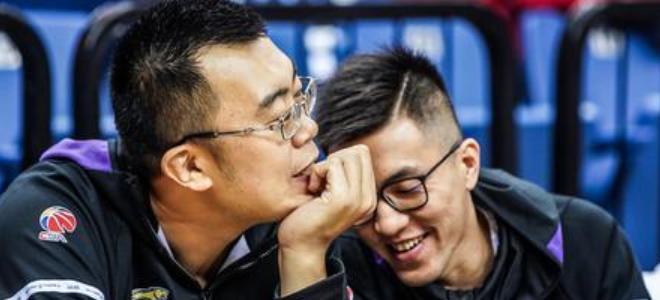 辽宁记者:郭艾伦和韩德君将出战今晚的揭幕战