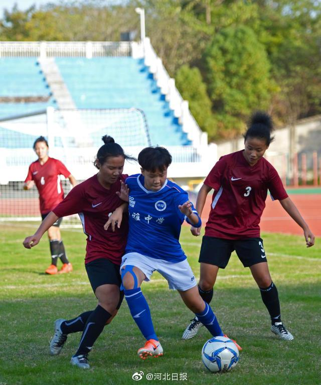 成功卫冕!保定一中蝉联中国高中足球锦标赛女子组冠军