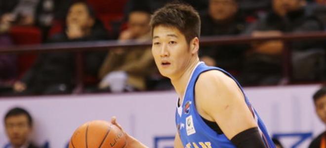 四川男篮将为老队长陈晓东举办退役及球衣退役仪式