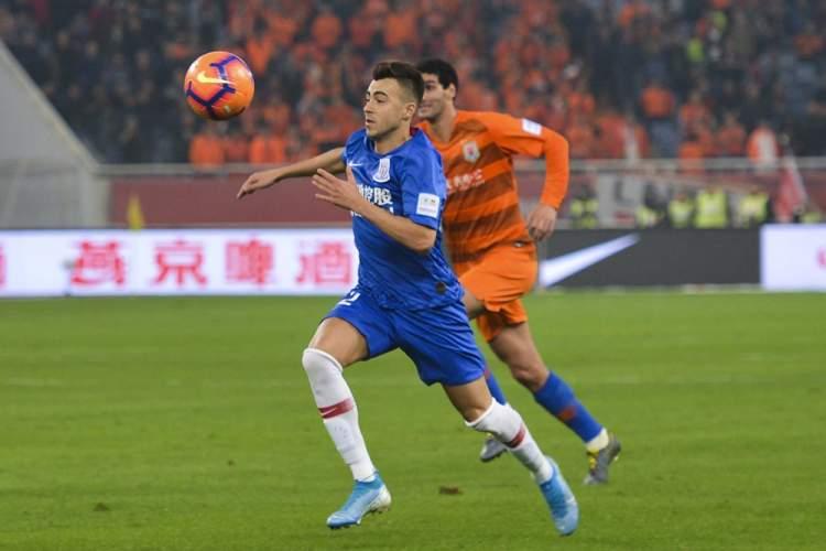 沪媒:鲁能国内球员水平强于申花,但申花不是没有机会