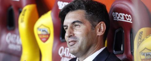 罗马主教练丰塞卡:斯莫林已经适应了球队,他表现很好