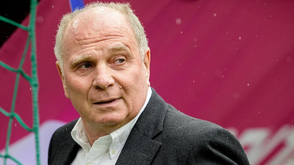 赫内斯:诺伊尔指出拜仁的问题很好,不能一切都推给教练