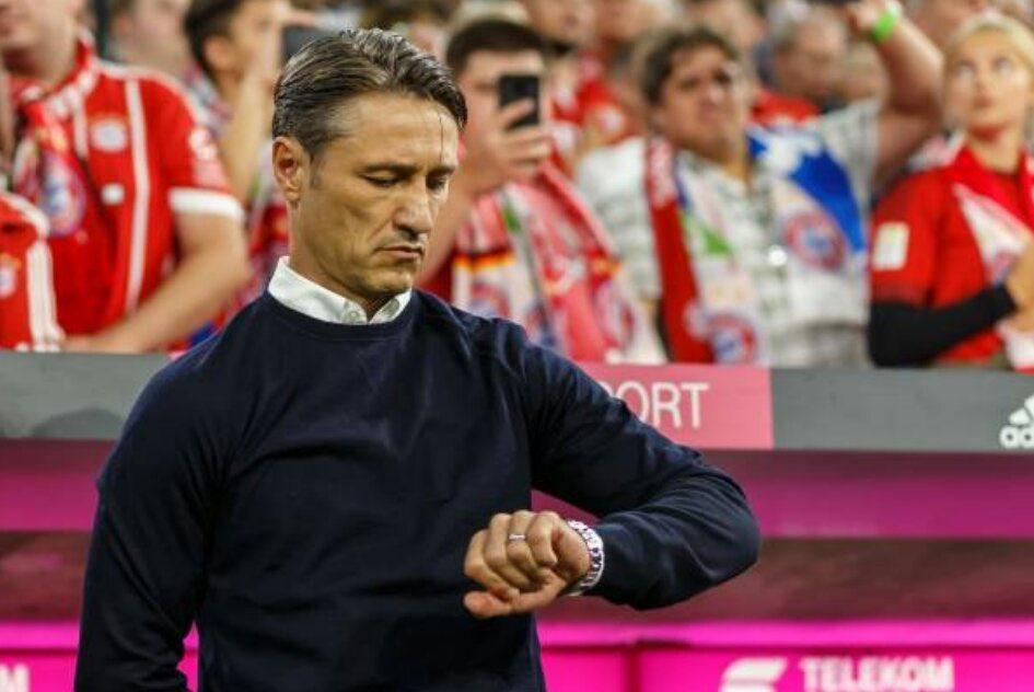 德媒:拜仁原定在对多特的比赛后定科瓦奇未来