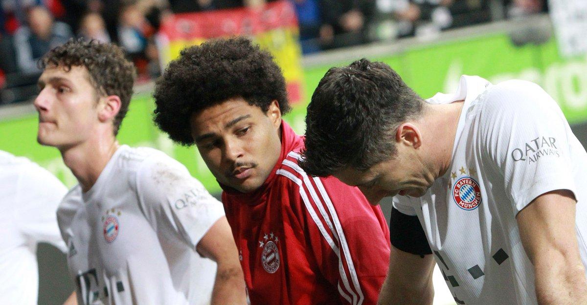 德甲输4球!拜仁21世纪仅3次,上次是10年前
