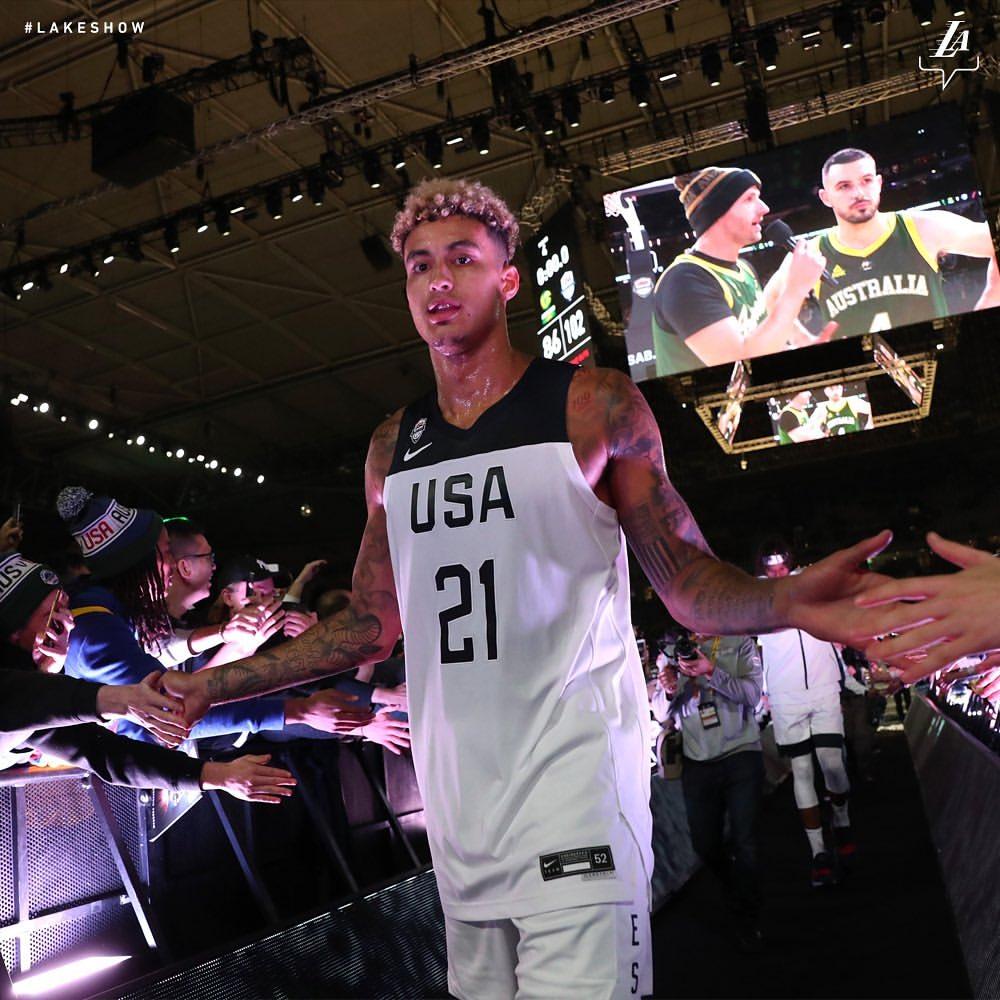 波波维奇:库兹马像年轻的马努,他在美国男篮期间很出色