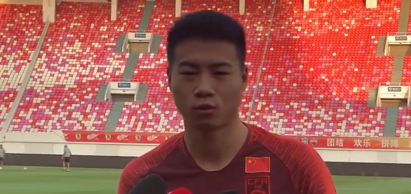 杨帆:当时以为是去东亚杯,国足和选拔队谈不上谁更强