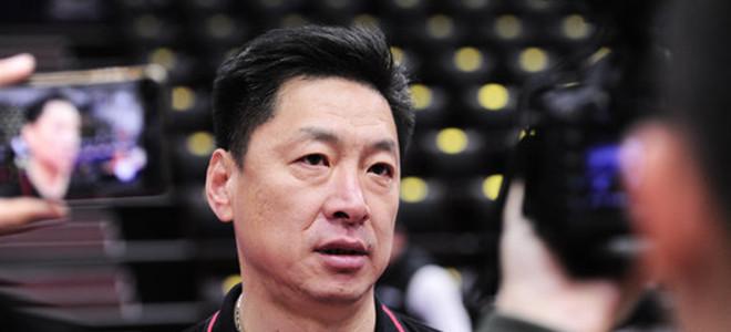 李春江:鼓励胡金秋、孙铭徽多向辽宁队优秀球员学习