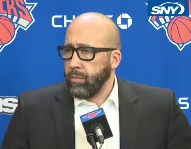菲兹代尔:我们在攻防两端都没有保持执行力