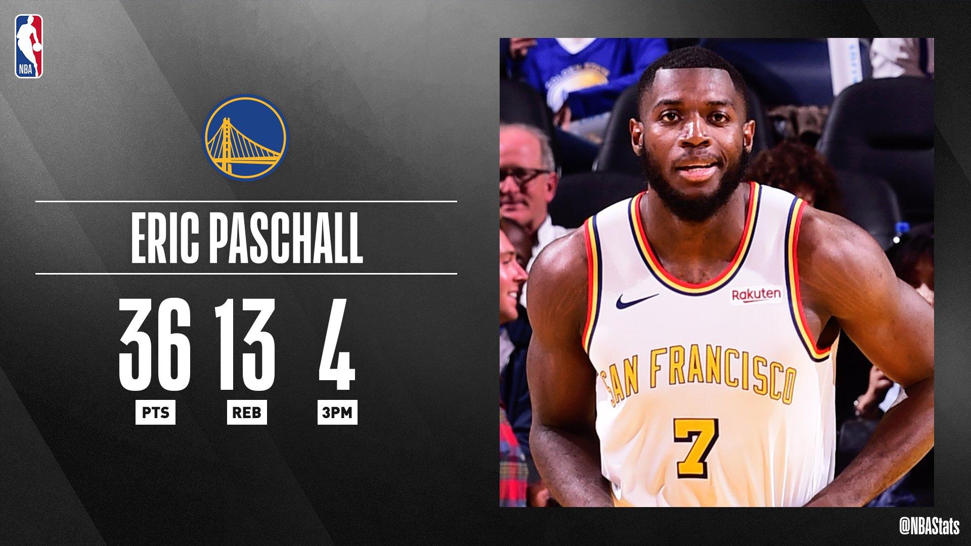 NBA官方评选今日最佳数据:帕斯卡尔34分13篮板当选