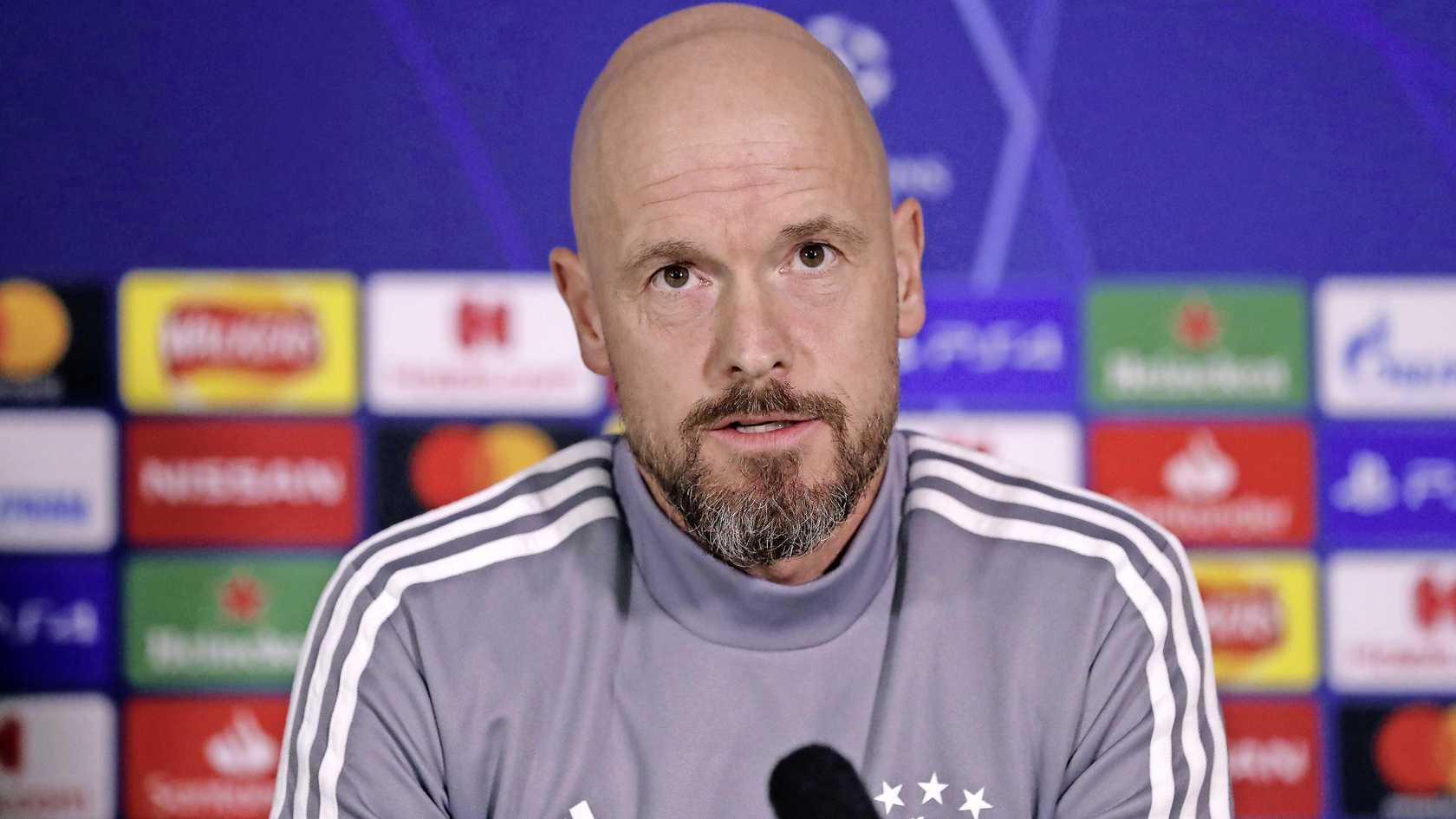滕哈格:拜仁对我有意?本赛季我会专注于阿贾克斯
