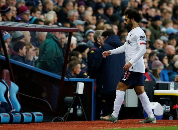 名宿:利物浦踢亨克可以让萨拉赫替补,做些调整会有好处