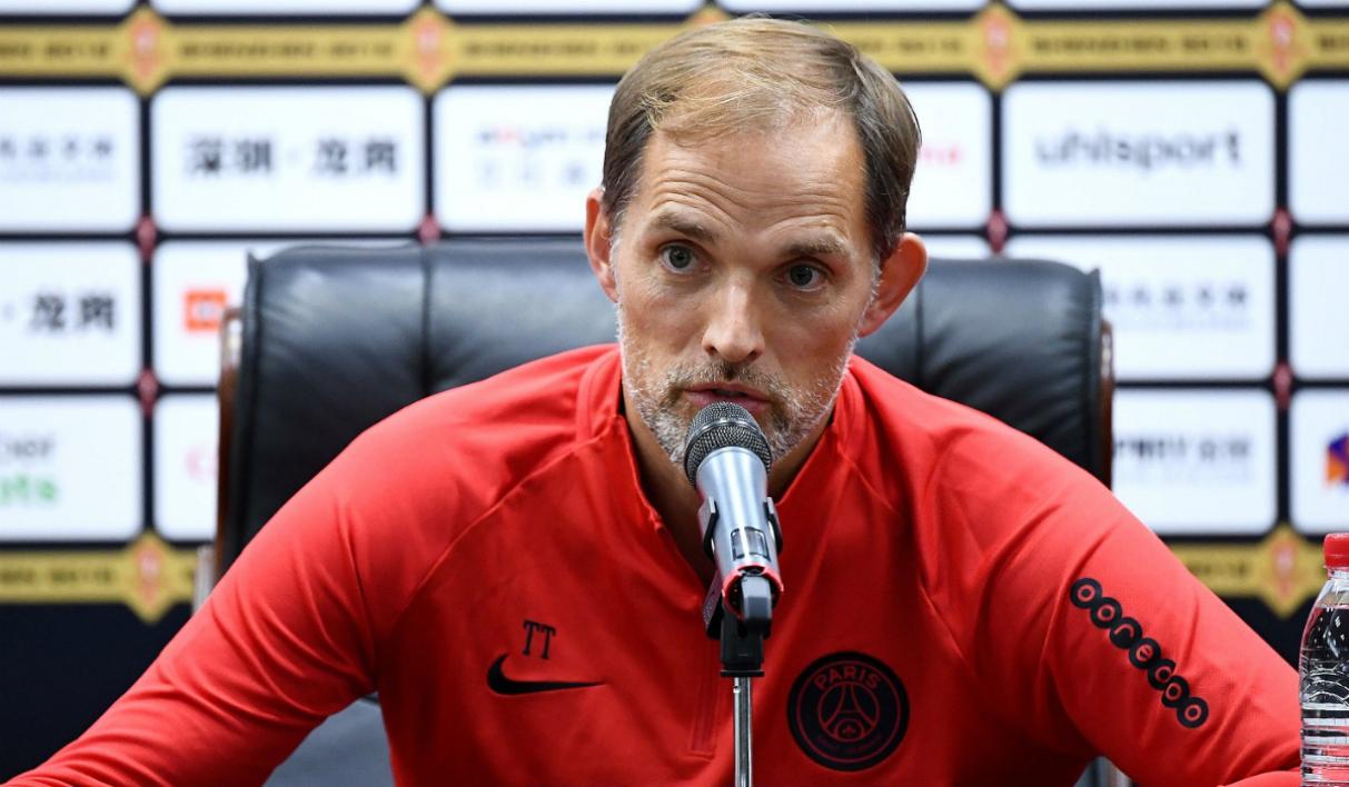 图赫尔:内马尔依旧缺阵,莱昂纳多很好地维护了俱乐部