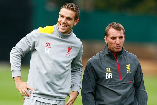 亨德森谈当初差点离开利物浦:我很难,罗杰斯帮我很多