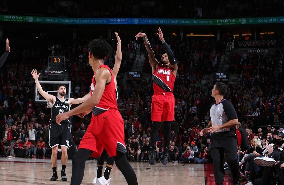 今日是NBA史上第二次有两位球员同时砍下50+却输掉比赛