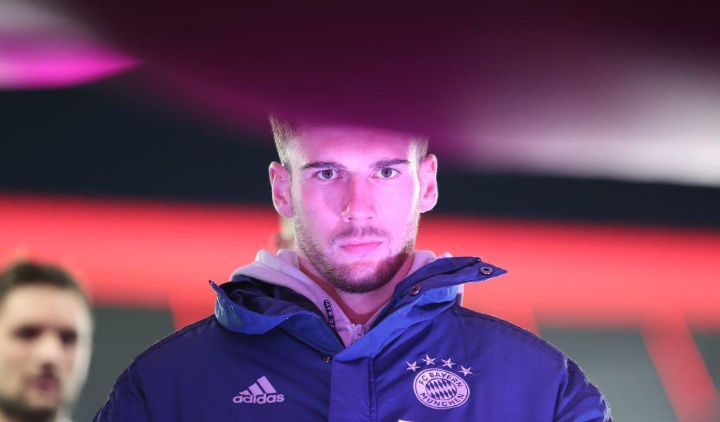 一来就是大场面!戈雷茨卡本赛季首次为拜仁德甲首发