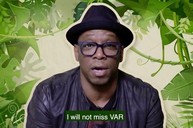 伊恩-赖特:我去参加真人秀就为了避开VAR