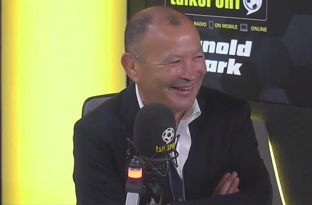 英格兰橄榄球教练:吾很想当阿森纳教练,这会很风趣